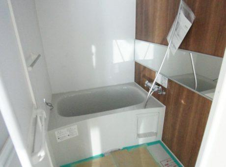 1LDKタイプバスルーム